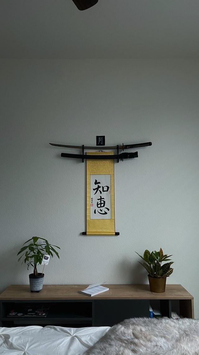 Une touche de Japon dans votre décoration